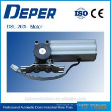 DSL-200L motores eléctricos para puertas automáticas