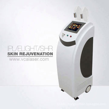 Portable laser+ELight multifunction beauty equipment