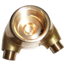 Brass Forging and Machining Part