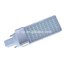 2800k-6500k 110V-240V 120 graus SMD levou lâmpada 8W g24 luzes