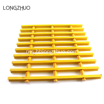 FRP Drainage Fiberglass Grating Floor Panel