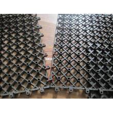 Пластиковая основа интерлок для DIY плитки