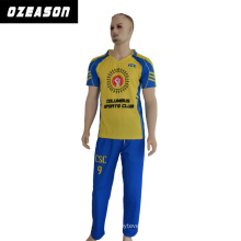 2015 New Design Quick Dry Mens Cricket Jersey