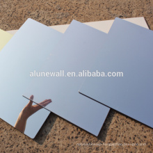 Mirror Aluminum Composite Panel For Wall Decoration