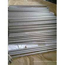 Tubo de titanio puro de alta calidad ASTM B338 Gr2