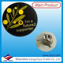 Kundenspezifisches rundes blinkendes Pin-Abzeichen (LZY-10000261)