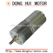 25mm dc geared motor