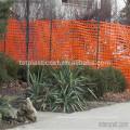 building use orange safety warning fence/plastic security fence