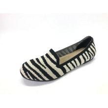 Mulheres sapatos baixos de malha sapatos leves e macios