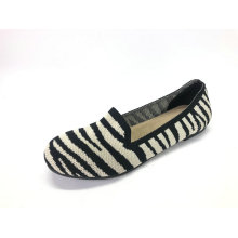 Zapatos planos de mujer Zapatos de caminar ligeros de punto suaves