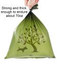 Erdfreundliche Hundekot-Tasche