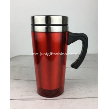 Mug Travel Stainless Steel Promosi