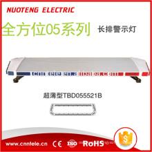 NUOTENG longue rangée DC12V led voyant stroboscopique alarme 100W (TBD055521B)