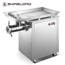 China para equipamento de cozinha de hotel comercial elétrico Alimentador de carne e abate de osso