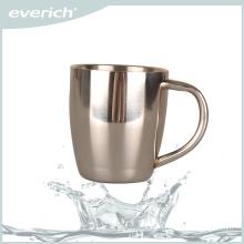 2015 Wholesale Durable stainless steel beer mug With Handle