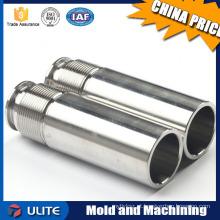 10 Anos Exprience Alta qualidade Fábrica de peças de usinagem de cnc de alumínio com fresagem de perfuração em Shenzhen