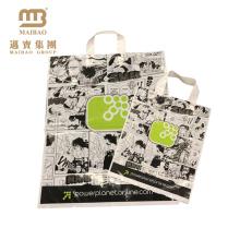 sacos de celofane impressos para embalagem de roupas