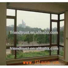 Écran de fenêtre professionnel en polyester poli