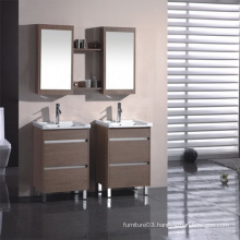 Melamine Surface Bathroom Vanity with Good Quality