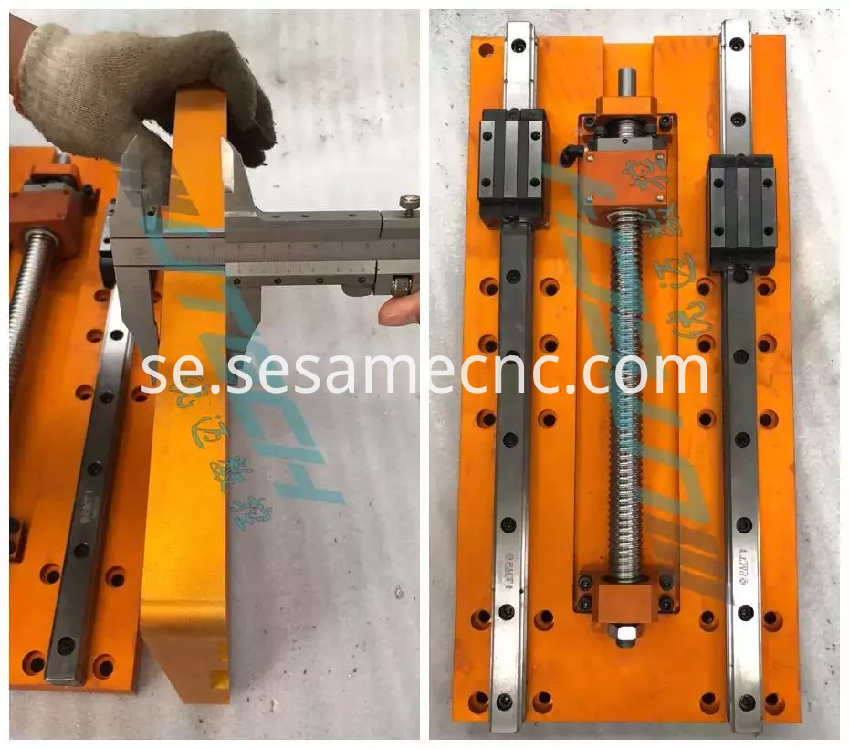 Cnc Router for Making Wood Stair