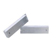 Aluminum 6063 Extrusion Heatsink CNC Milling Anodizing Black for UPS Power Supply