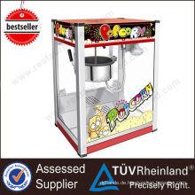 Handelsküchen-Ausrüstungs-heiße benutzte Popcornmaschinen für Verkauf