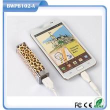 Neue Leopard Design Mobile Ladegerät Power Bank-Bwpb102-a
