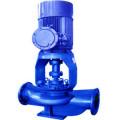 Pompe centrifuge à pipeline vertical de démolition de type ISGB