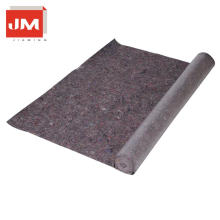 laminado spunbond tela no tejida poliéster fieltro material impermeable alfombra padwith PE recubierto