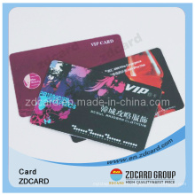 Transparent Business Card, Transparent Gift Card