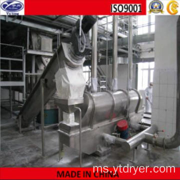 Zinc Carbonate Hydroxide Vibrating bed dryer cairan