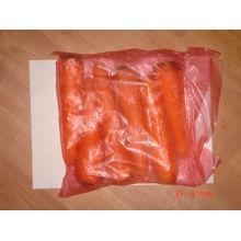 Chinês, fresco, vermelho, cenoura