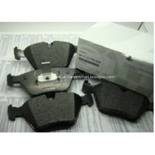Almofadas de travão dianteiro de alta qualidade 34116779652 para E46 330i 330xi