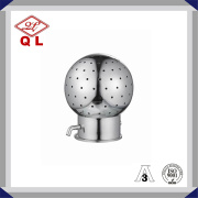 Sanitary Stainless Steel Rotary Cleaning Ball