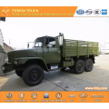 Dongfeng Euro2 160hp 6X6 military cargo truck