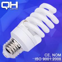 T2 mini 7mm plein spirale CFL lampe/CFL lumière/CFL ampoule
