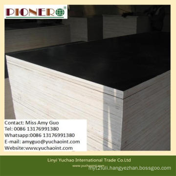 Two Molding New Core Phenomic Film Faced Plywood for Construction