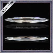 Joyas de alta calidad diamante sintético para joyería Cubic Zirconia