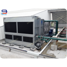GHM-50 Cross Flow Fermé Superdyama Wet Cooling Tower