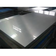 Folha de alumínio liso