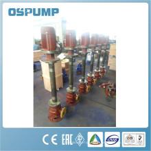 Pompe submersible centrifuge verticale de YW utilisée pour la boue ou les eaux d'égout de boue