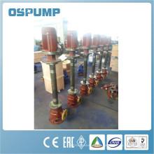 YW Vertical Centrifugal Submerged Pump Used for Mud or Slurry Sewage