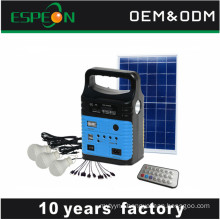 6W 10W 20W 30W 40W 50W portable mini solar power system