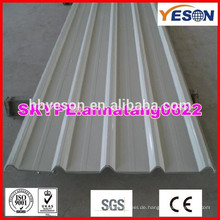 Lackierte Dachplatte / Hartstahl Dachziegel / Stahl Dach Dach