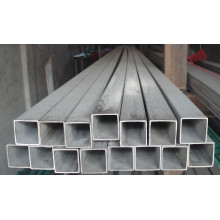 galvanized square steel tube SS400