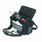 Medication Travel Bag, Various Patterns, Colors, Sizes and Logos are Available