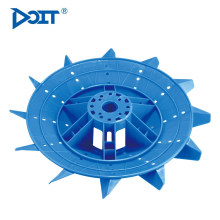 Aérateur de turbine flottante de surface de pisciculture de haute efficacité