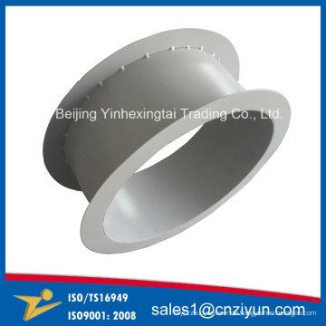 OEM Spot Schweißen Metall Lüftung Fan Ring durch Laserschneiden