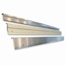 Panneaux en aluminium pour réfrigérateur ou fours