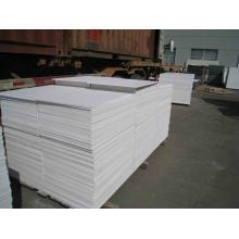 Hoja de espuma de PVC utilizada para el proyecto especial en frío, protección del medio ambiente